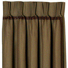 ASHTON CURTAIN PANEL LEFT