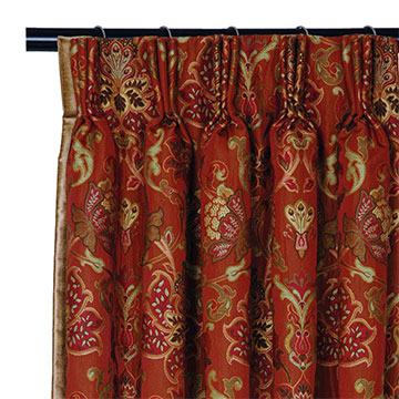 TOULON CURTAIN PANEL LEFT