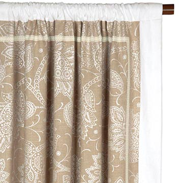 AILEEN CURTAIN PANEL LEFT