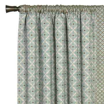 ARLO ICE CURTAIN PANEL LEFT