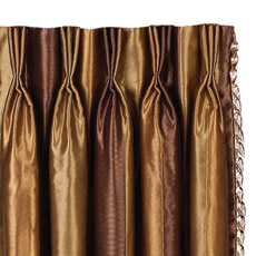 WORTHINGTON CURTAIN PANEL LEFT