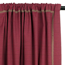 VIVO SUMAC CURTAIN PANEL (LEFT)