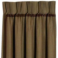 ASHTON CURTAIN PANEL RIGHT