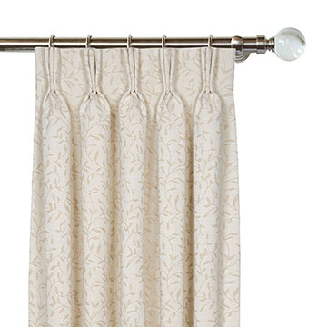 HAYES BLOSSOM CURTAIN PANEL RIGHT