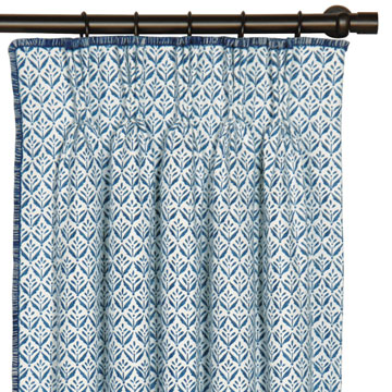 KARI IRIS CURTAIN PANEL RIGHT
