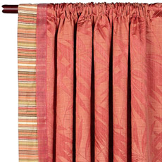 SANIBEL CURTAIN PANEL RIGHT