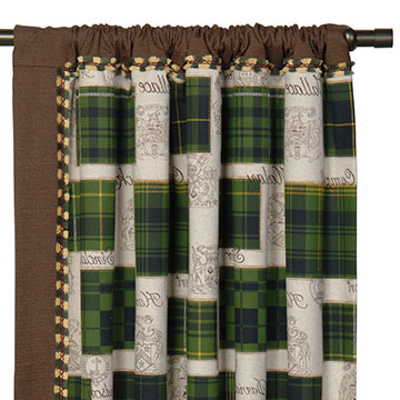 MACCALLUM CURTAIN PANEL RIGHT