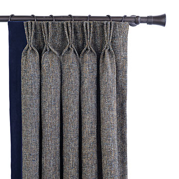 Rosenthal Dusk Curtain Panel Right