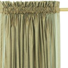 AMBIANCE BRONZE CURTAIN PANEL
