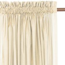 AMBIANCE CREME CURTAIN PANEL