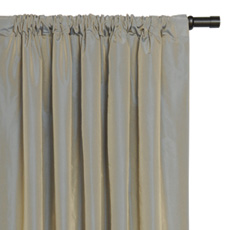 FREDA CORNFLOWER CURTAIN PANEL