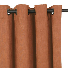 HABERDASH BRICK CURTAIN PANEL