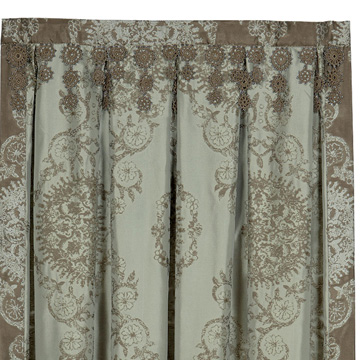 MARBELLA LT CURTAIN PANEL
