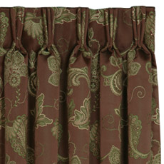 DELPHINE CURTAIN PANEL