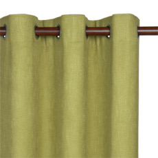 HABERDASH APPLE CURTAIN PANEL