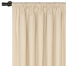 HEIRLOOM VANILLA CURTAIN PANEL