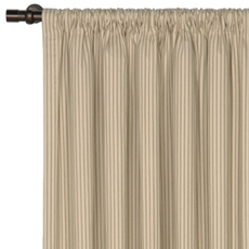 HEIRLOOM CELERY CURTAIN PANEL