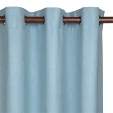 HABERDASH SKY CURTAIN PANEL
