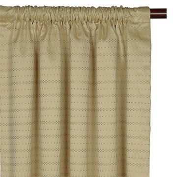 ASHLAND PEAR CURTAIN PANEL