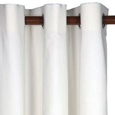 ELI WHITE CURTAIN PANEL