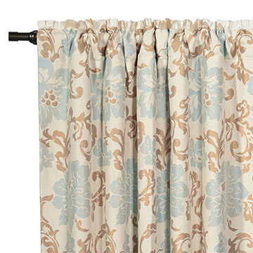 KINSEY CURTAIN PANEL