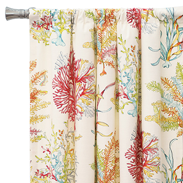 Maldive Curtain Panel
