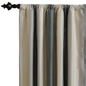 Soni Slate Curtain Panel
