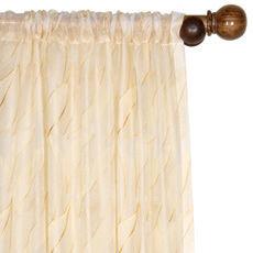 COLLIER SUNSHINE CURTAIN PANEL