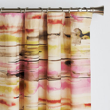 KEELY SUNSET CURTAIN PANEL