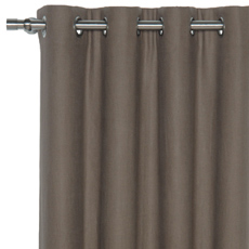 BREEZE CLAY CURTAIN PANEL