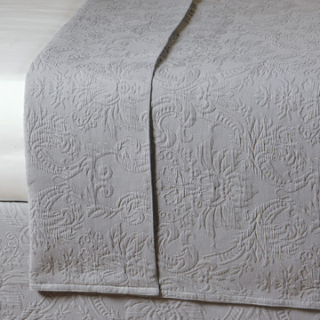 Sandrine Dove Coverlet