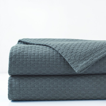 TEGAN COVERLET TEAL