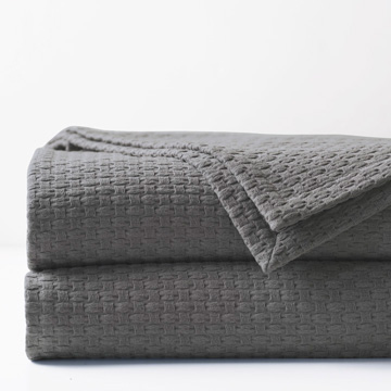 TEGAN COVERLET DOVE