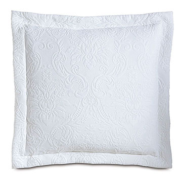 sandrine white decorative pillow - White Decorative Pillows