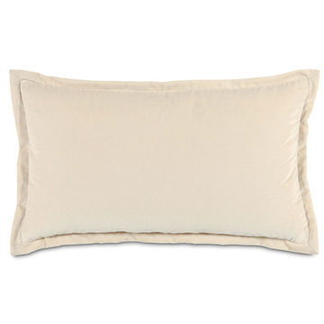 JACKSON IVORY DEC PILLOW B