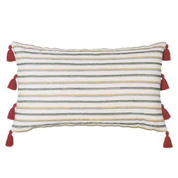 Akela Pleated Decorative Pillow