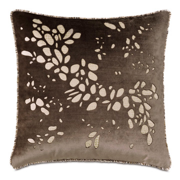 Teryn Lasercut Decorative Pillow