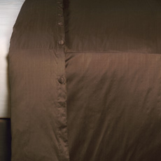 SERICO BROWN DUVET and Comforter