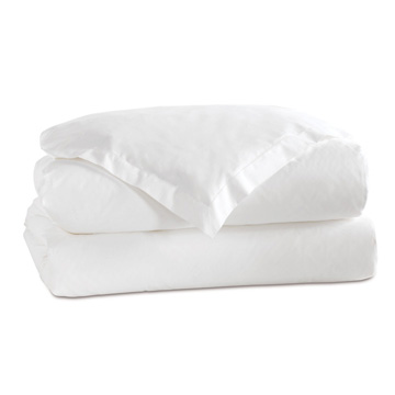GIANNA CLASSIC WHITE DUVET COVER and Comforter