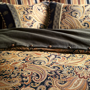 LANGDON DUVET COVER and Comforter