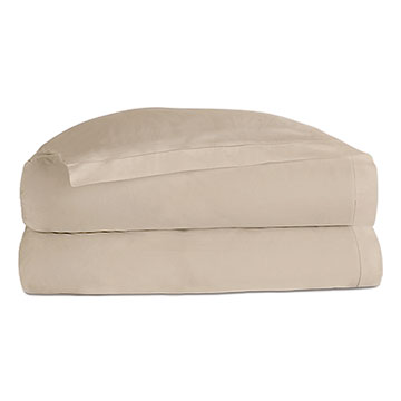 DELUCA ALMOND DUVET COVER and Comforter
