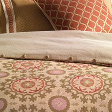 BUKHARA DUVET COVER and Comforter