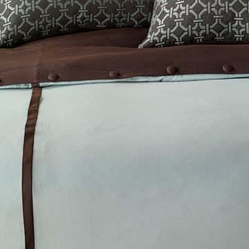 RENAE BREEZE DUVET COVER and Comforter