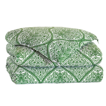 ADELLE GRASS DUVET COVER and Comforter