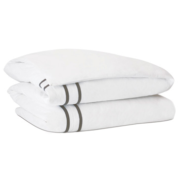 AUTRY WHITE DUVET COVER and Comforter