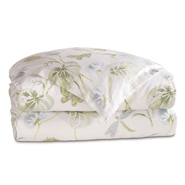 Carlotta Haze Duvet Cover and Comforter