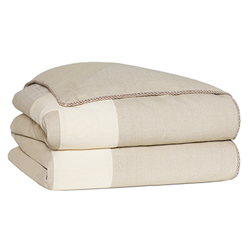 VIVO BISQUE DUVET COVER and Comforter