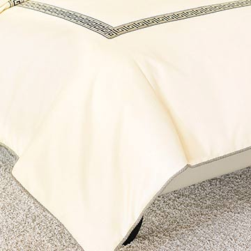 FOLLY PARCHMENT DUVET COVER and Comforter