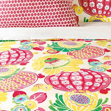 Alexis Duvet Cover and Comforter