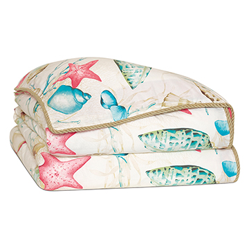 Sumba Seaside Duvet Cover and Comforter
